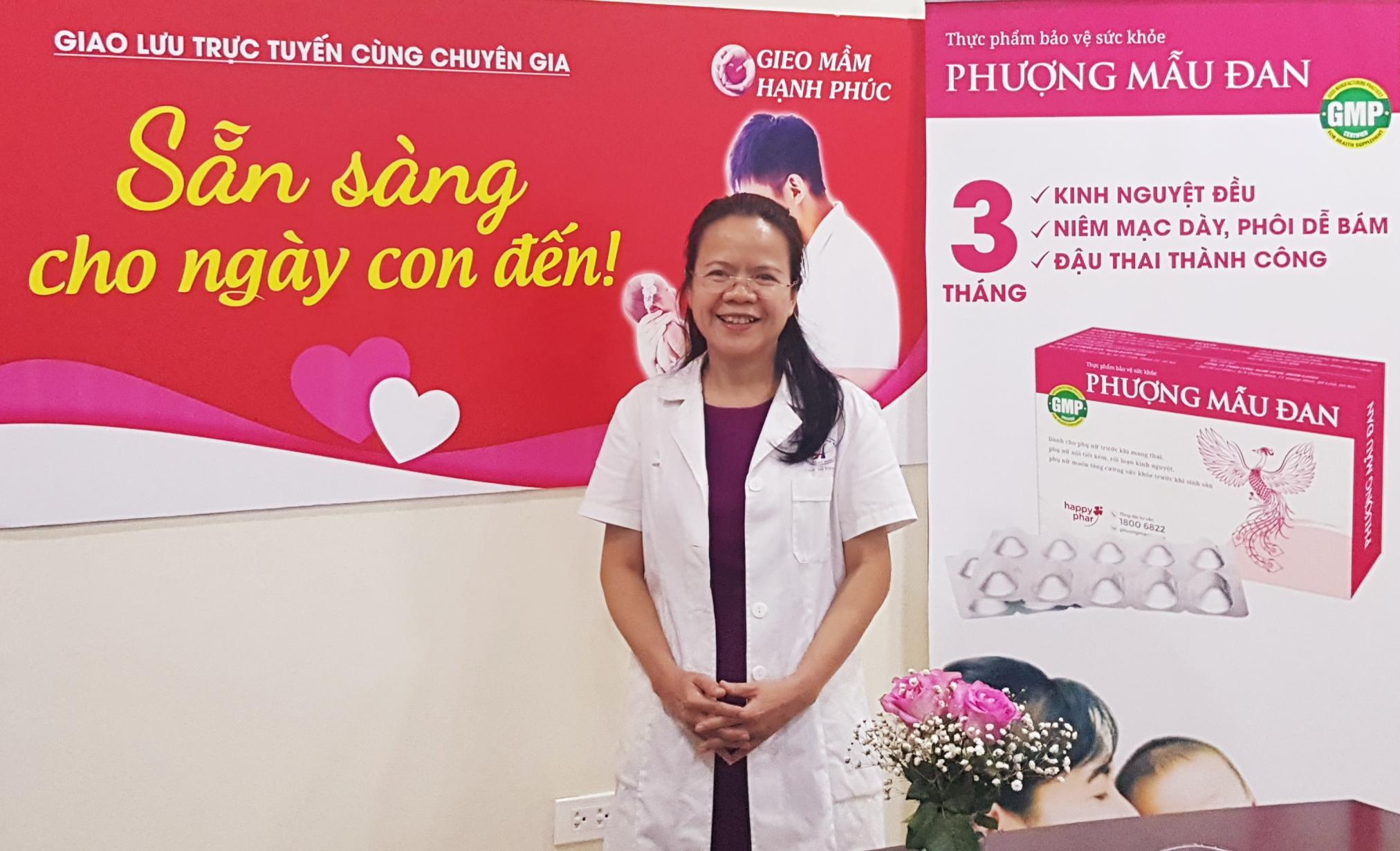 bác sĩ Mai