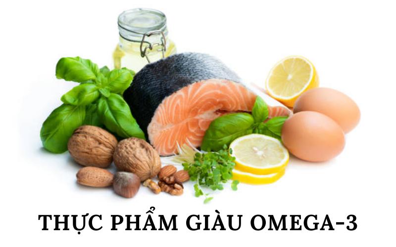 Niêm mạc mỏng nên ăn gì? Thực phẩm giàu omega-3