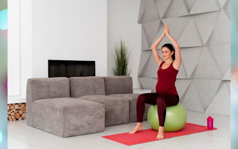 Yoga là một môn thể thao phù hợp với đối tượng phụ nữ có thai