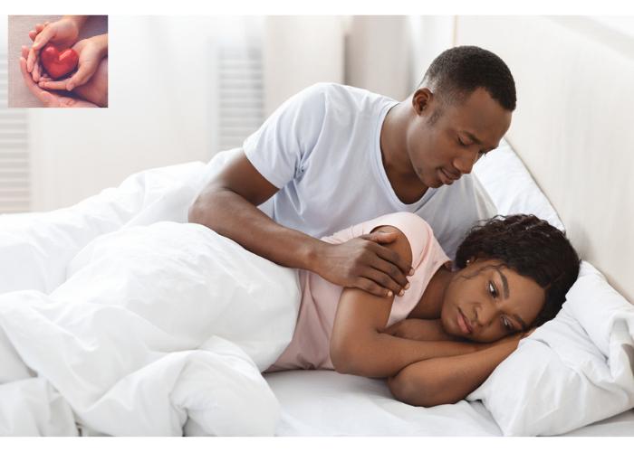 Rất nhiều mẹ bầu bị giảm ham muốn khi có thai