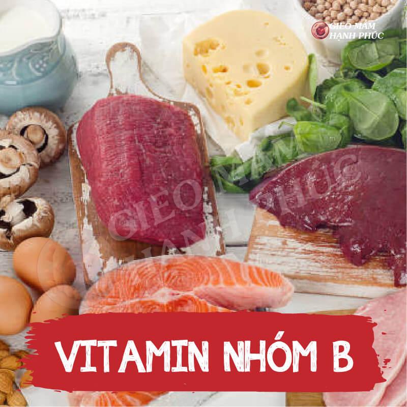 Vitamin nhóm B