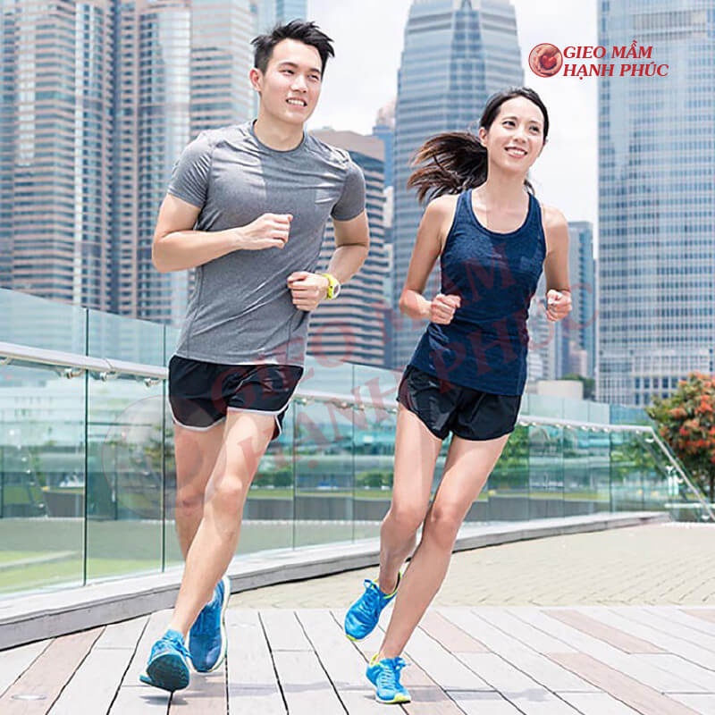 Tập thể dục là một trong những việc cần chuẩn bị trước khi mang thai