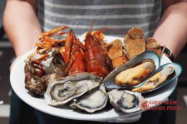 Top 9 hải sản tốt cho tinh trùng nam giới cần bổ sung